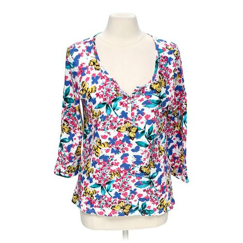 Basic Editions Trendy Shirt in size M at up to 95% Off - Swap.com
