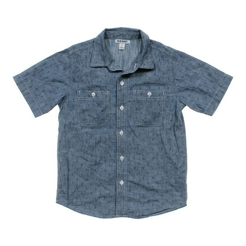 Old Navy Trendy Shirt in size 8 at up to 95% Off - Swap.com
