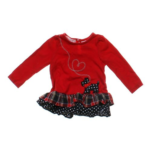 Kids Headquarters Trendy Shirt in size 12 mo at up to 95% Off - Swap.com