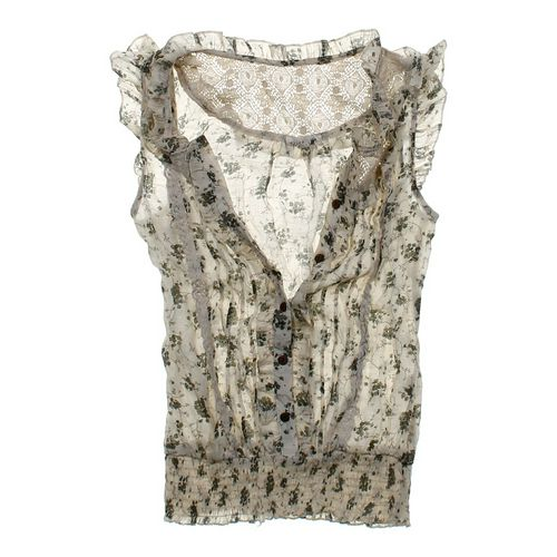 Mine Trendy Shirt in size JR 7 at up to 95% Off - Swap.com