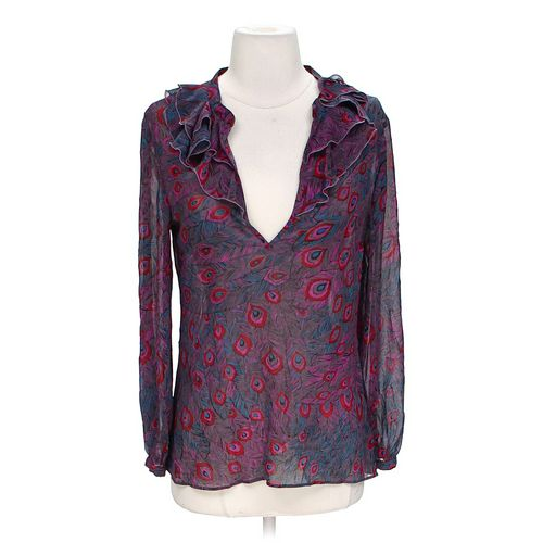 I Heart Ronson Trendy Shirt in size XS at up to 95% Off - Swap.com