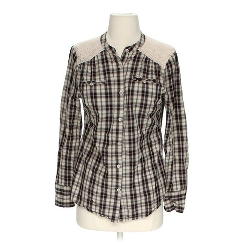 Inked & Faded Trendy Shirt in size S at up to 95% Off - Swap.com