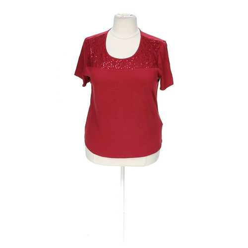 Jaclyn Smith Trendy Shirt in size XXL at up to 95% Off - Swap.com