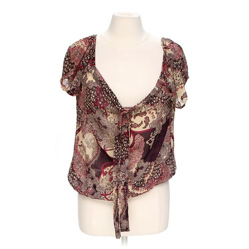 Xhilaration Trendy Shirt in size M at up to 95% Off - Swap.com