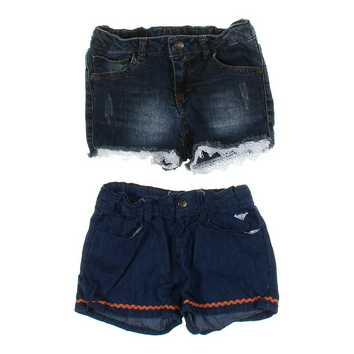 Trendy Shorts Set for Sale on Swap.com