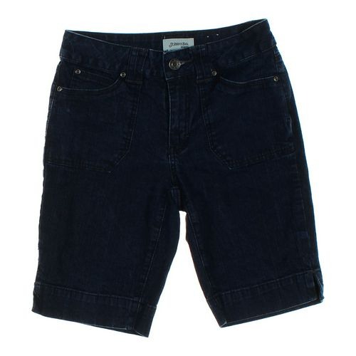 St. John's Bay Trendy Shorts in size 4 at up to 95% Off - Swap.com