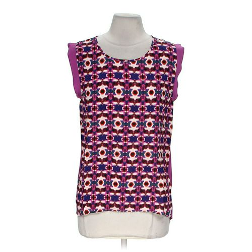 Body Central Trendy Sleeveless Blouse in size M at up to 95% Off - Swap.com
