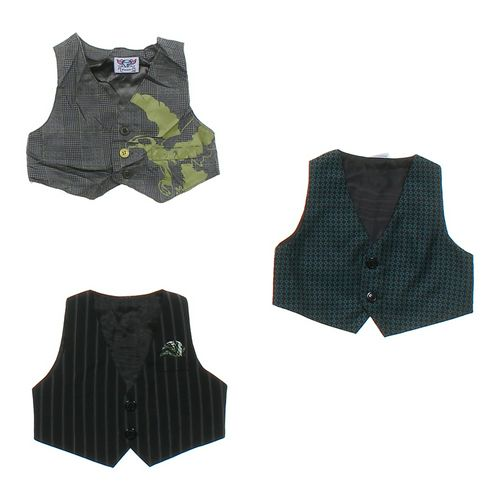Glamajama Trendy Suit Vest Set in size 6 mo at up to 95% Off - Swap.com