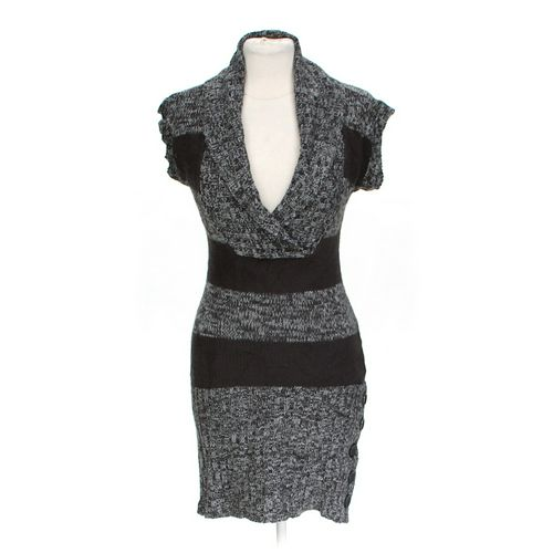 Derek Heart Trendy Sweater Dress in size JR 11 at up to 95% Off - Swap.com