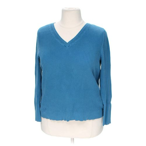Fashion Bug Trendy Sweater in size 2X at up to 95% Off - Swap.com