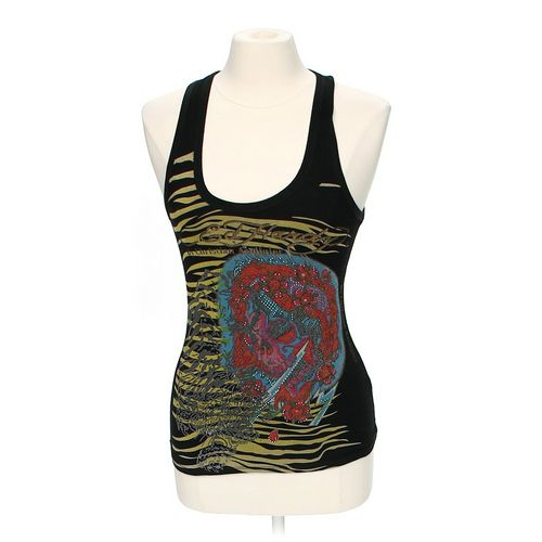 Ed Hardy Trendy Tank Top in size M at up to 95% Off - Swap.com