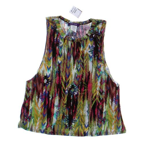 Hot Gal Trendy Tank Top in size JR 3 at up to 95% Off - Swap.com