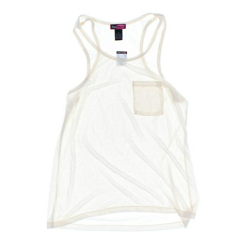 Say What? Trendy Tank Top in size JR 7 at up to 95% Off - Swap.com