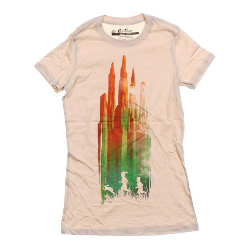 Threadless Trendy Tee in size JR 3 at up to 95% Off - Swap.com