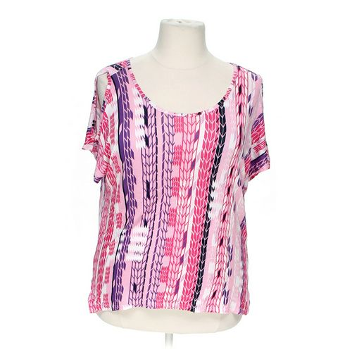 Love Your Style Trendy Top in size 1X at up to 95% Off - Swap.com