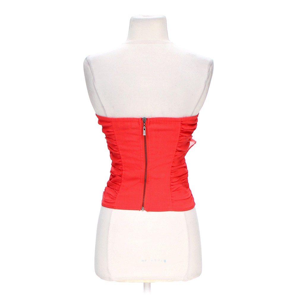 Body Central Trendy Tube Top - Online Consignment-6606