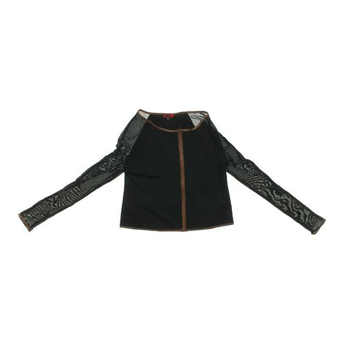 HL Trendy Zip-up Shirt in size JR 7 at up to 95% Off - Swap.com