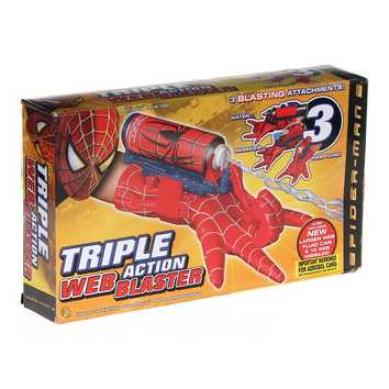 Triple Action Web Blaster for Sale on Swap.com
