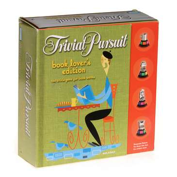 Trivial Pursuit: Book Lover's Edition for Sale on Swap.com