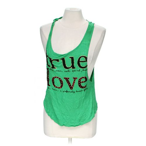 "Blush ""True Love"" Slouchy Tank in size M at up to 95% Off - Swap.com"