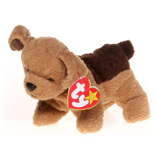 Ty Tuffy the Dog Beanie Baby at up to 95% Off - Swap.com