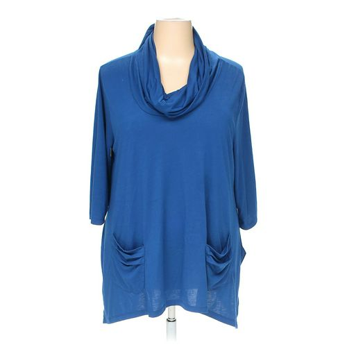 August Silk Tunic in size 2X at up to 95% Off - Swap.com