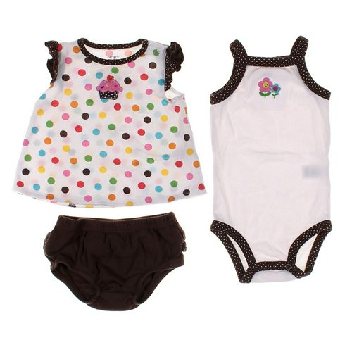 Carter's Tunic & Bodysuit Set in size 6 mo at up to 95% Off - Swap.com