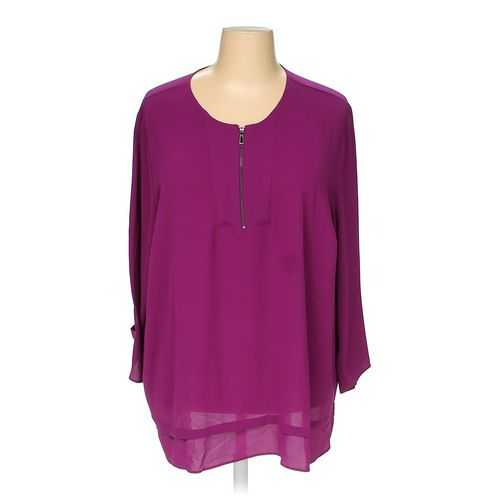 Catherines Tunic in size 3X at up to 95% Off - Swap.com