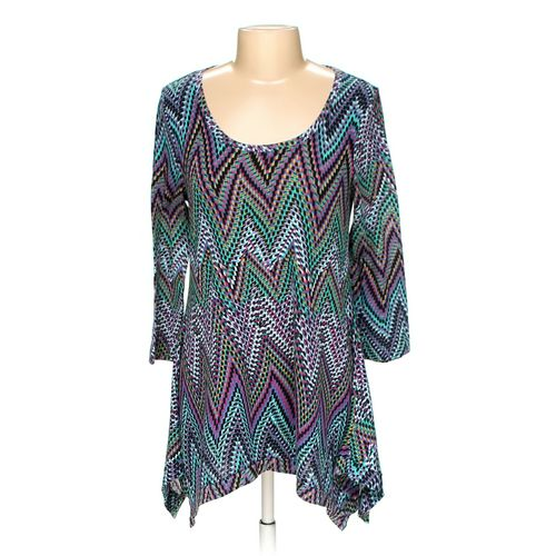 Chelsea & Theodore Tunic in size L at up to 95% Off - Swap.com