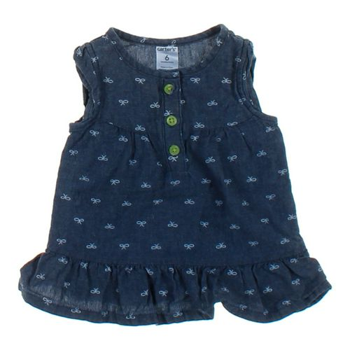 Carter's Tunic in size 6 mo at up to 95% Off - Swap.com