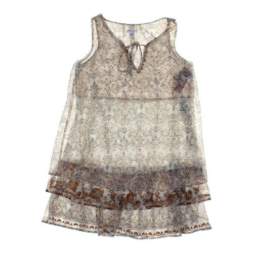 Xhilaration Tunic in size JR 3 at up to 95% Off - Swap.com