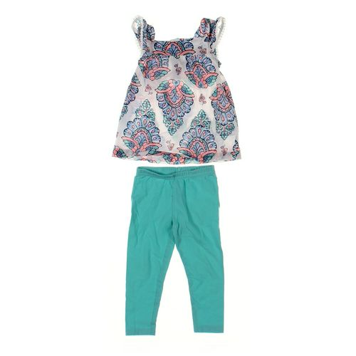 Carter's Tunic & Leggings Set in size 18 mo at up to 95% Off - Swap.com