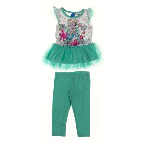 Disney Tunic & Leggings Set in size 2/2T at up to 95% Off - Swap.com