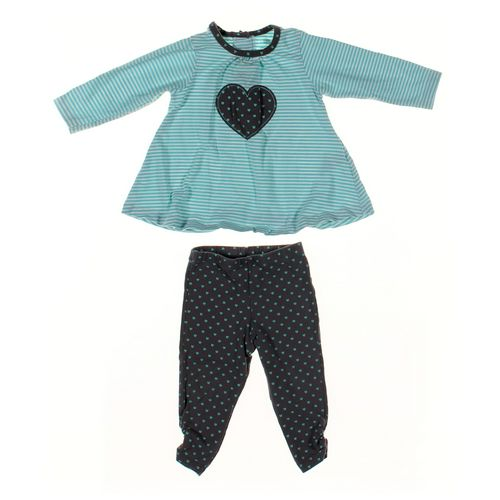 Little Me Tunic & Leggings Set in size 12 mo at up to 95% Off - Swap.com