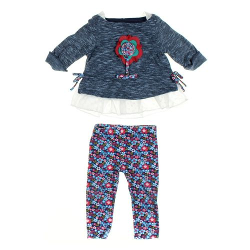 Rare Editions Tunic & Leggings Set in size 12 mo at up to 95% Off - Swap.com