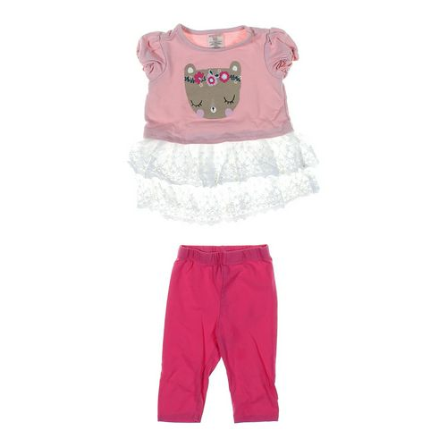 WonderKids Tunic & Leggings Set in size 2/2T at up to 95% Off - Swap.com