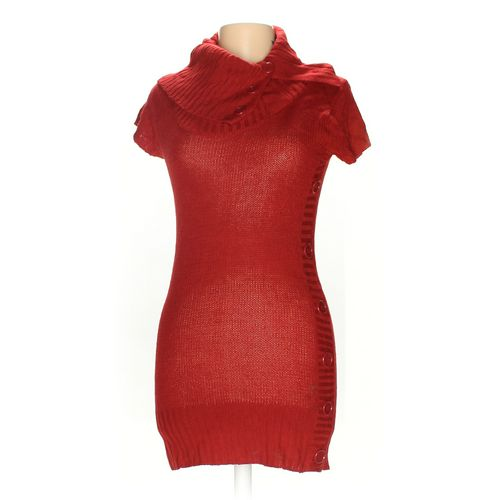 Red Paint Tunic in size L at up to 95% Off - Swap.com