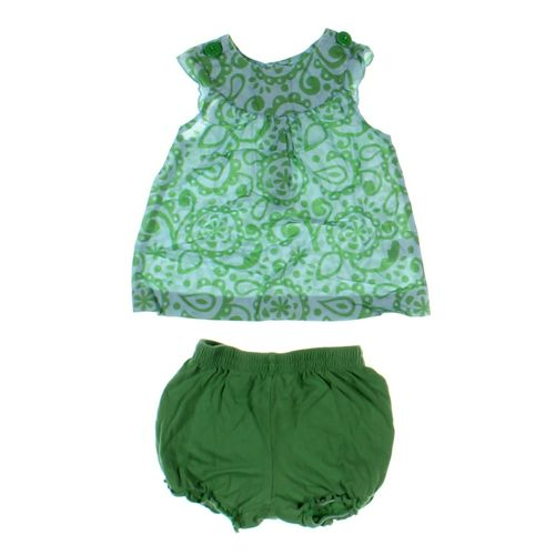 Carter's Tunic & Shorts Set in size 12 mo at up to 95% Off - Swap.com