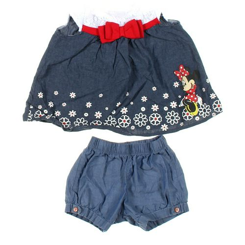 Disney Tunic & Shorts Set in size 12 mo at up to 95% Off - Swap.com