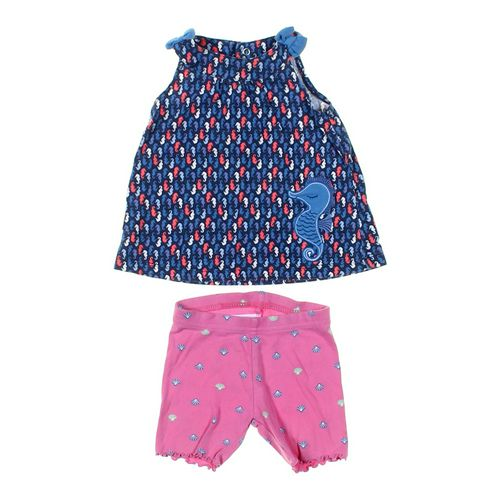 Just One You Tunic & Shorts Set in size 12 mo at up to 95% Off - Swap.com