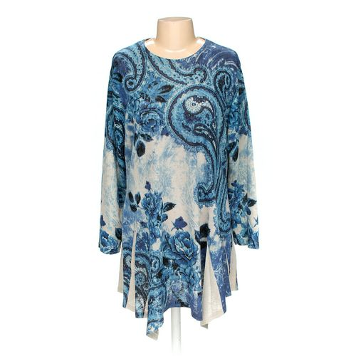 Simply Couture Tunic in size L at up to 95% Off - Swap.com