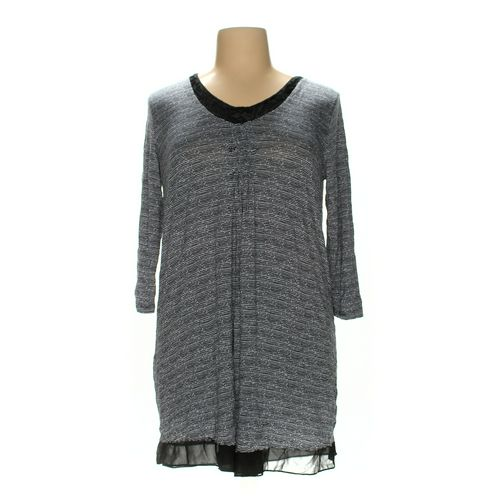 Simply Vera by Vera Wang Tunic in size XL at up to 95% Off - Swap.com