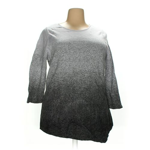 Simply Vera Tunic in size 1X at up to 95% Off - Swap.com
