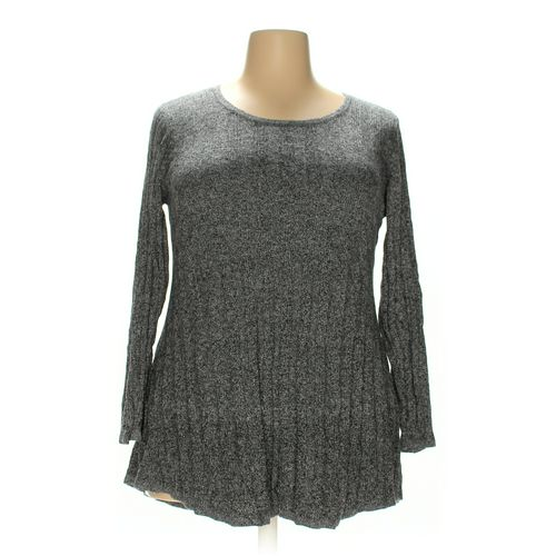 Style & Co Tunic in size 1X at up to 95% Off - Swap.com