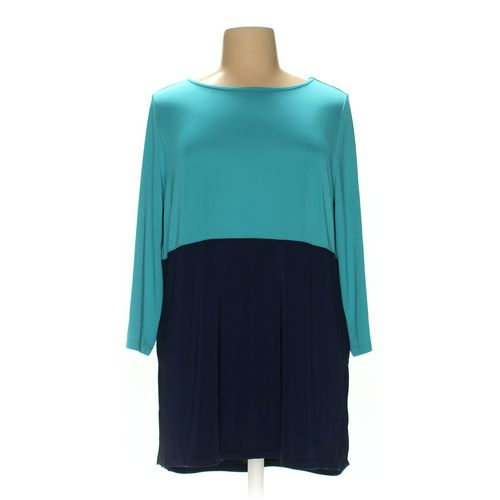 Susan Graver Tunic in size XL at up to 95% Off - Swap.com