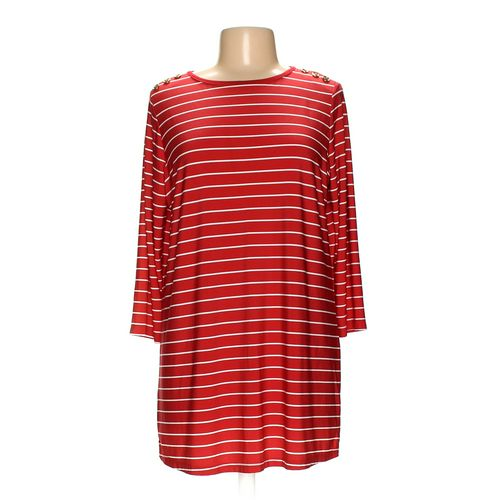 Susan Graver Tunic in size L at up to 95% Off - Swap.com