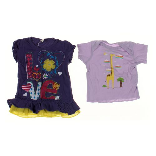 NEVADA-RENO Tunic & T-shirt Set in size 12 mo at up to 95% Off - Swap.com