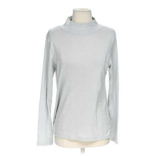 White Stag Turtle-neck Shirt in size 4 at up to 95% Off - Swap.com
