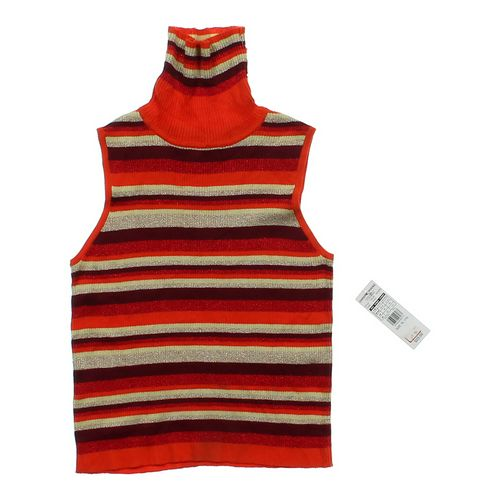 Christie Brooks Turtle-neck Sleeveless Shirt in size JR 13 at up to 95% Off - Swap.com