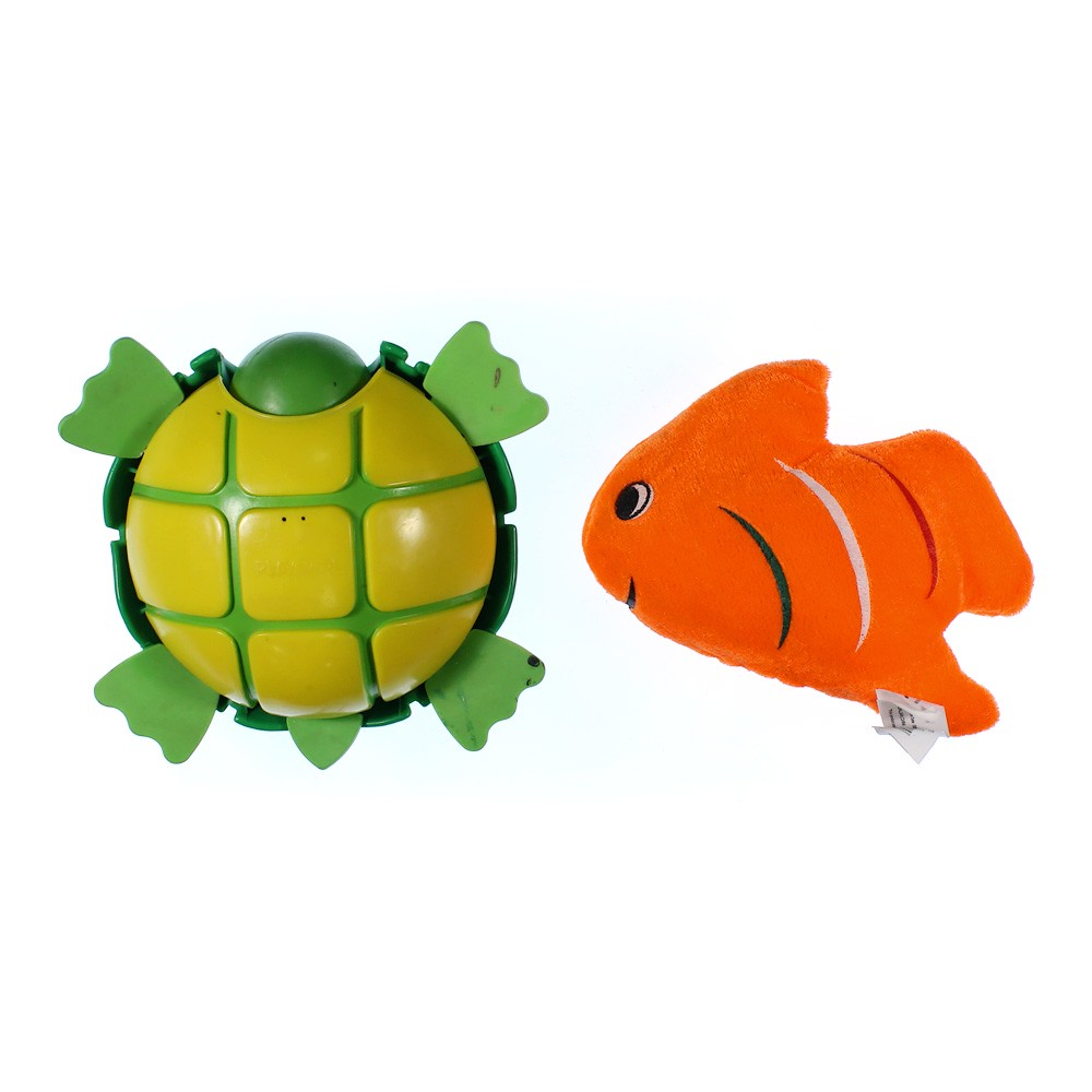 Turtle plush fish set in size at up to 95 off for Turtle fish games